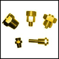 Brass Electronics Components