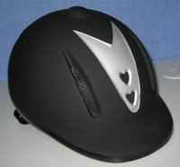 Rubber Riding Helmet