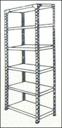 Joint Slotted Angle Racks At Best Price In Vadodara