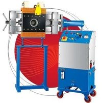 Cassette Type Continuous Screen Changer
