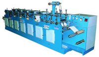 Flexo Rotary Label Press