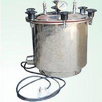Portable Steam Sterilizer - Semi Automatic