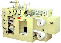 Rotary Label Printing & Die-Cutting Machine (Jandu Cd-1033)
