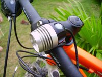 3w Cree Led Bicycle Lamp