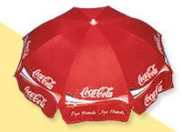 Advertisement Umbrellas
