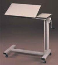 Ward Care Adjustable Bedside Table