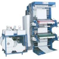 ON-LINE FLEXOGRAPHIC PRINTING MACHINE
