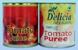 Hygienically Packed Delicious Tomato Puree