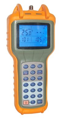Catv Digital Channel Level Meter