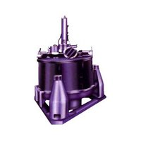 Bottom Discharge Vertical Basket Centrifuges