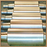 Cast Iron Based Rolls