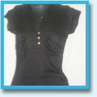 Ladies Black Fashionable Tops