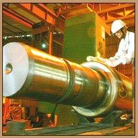 Spun Cast High Chrome Iron Rolls