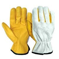 Genuine Leather Driving Glove