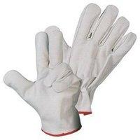 Grain Leather Driving Glove