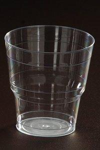 Plastic Step Glass