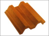Mini Spanish Roofing Tile