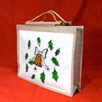 Canvas Printed Jute Bags
