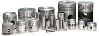 Long Life Aluminium Piston