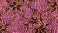 Candy Flower Design Fabric