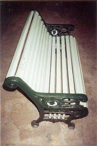 Cast Iron Garden Benches