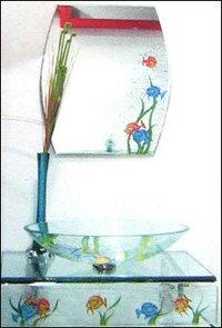 Designer Bend Wash Basin