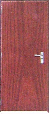 Single Panel PVC Panel Door