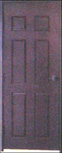 Six Panel Foam Door