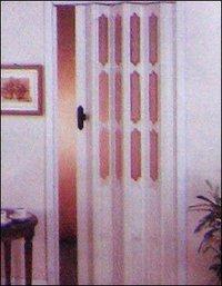 Three Glass Folding Door