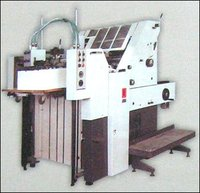 Energy Efficient Printing Machine