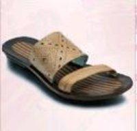 Elegant Leather Slippers
