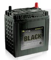 Black Batteries