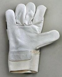 Hand Protection Leather Gloves