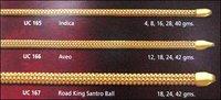 Ball Box Gold Chains