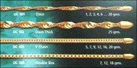 Gold Regular Chains