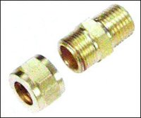 Male Thread Sleeve Connector