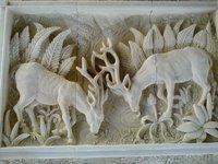 Stone Carving Deer
