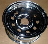 Steel Chrome Wheels