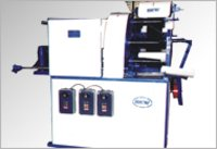 Turret Type Paper Cone Velvetting Machine
