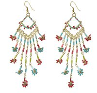 Ladies Chandeliers Design Earrings