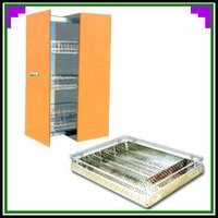 Kitchen Cabinet Baskets