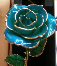 24k Gold Rose For Mother'S Day Gift