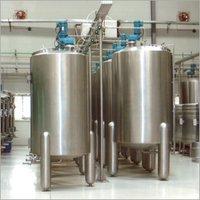 Perfumery Storage & Blending System