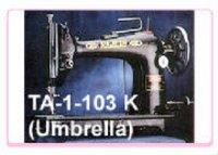 Umbrella Sewing Machine