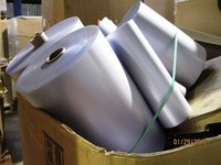 PVC Sheet Rolls