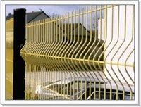 Steel Wire Mesh Fence