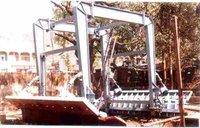 Hydraulic Mobile Kerb Lining Formwork