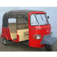 4 Stroke Auto Rickshaw