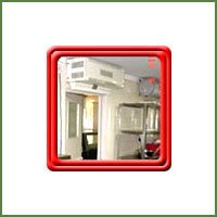 Air Curtains For Dust And Humidity Control