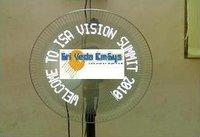 Sri Veda Fan Display System